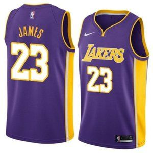 Lebron James Los Angeles Lakers Jersey